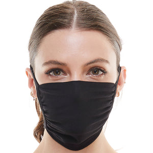 Fabric face mask Tie up washable reusable face mask