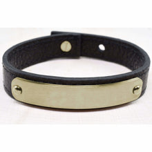 Load image into Gallery viewer, Genuine Leather Bracelet
