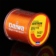 Load image into Gallery viewer, 500m Super Strong Fishing Line Japan Monofilament Nylon Fishing Line 2-35LB