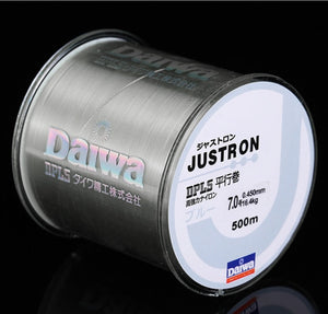 500m Super Strong Fishing Line Japan Monofilament Nylon Fishing Line 2-35LB