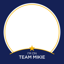 Load image into Gallery viewer, Team Mikie Profile Picture Frames