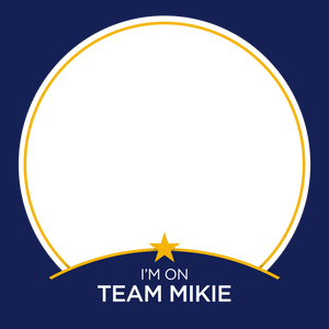 Team Mikie Profile Picture Frames