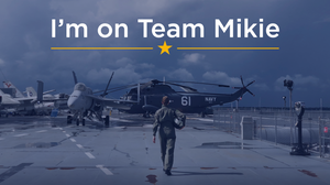 Team Mikie Virtual Backgrounds