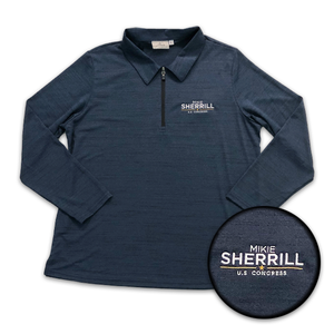 Mikie Sherrill Performance Quarter Zip