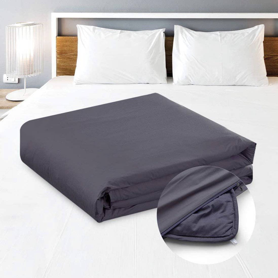 CLASSIC SET FOR WARM SLEEPERS - BETTER SLEEP - Canada's Premium Weighted Blanket