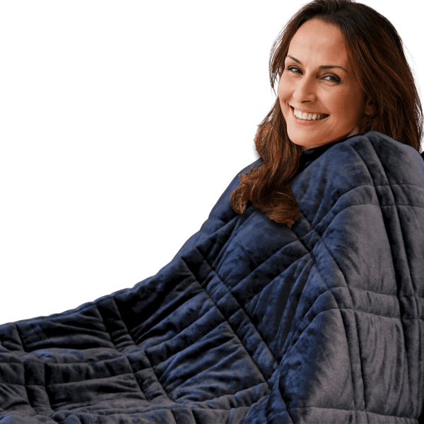 SOFA THROW - PREMIUM - BETTER SLEEP - Canada's Premium Weighted Blanket