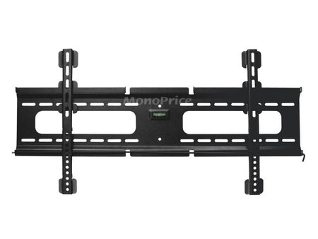 Ultra-Slim Low Profile Wall Mount Bracket for LCD LED Plasma (Max 165 lbs, 37~63-inch) - BLACK Monoprice