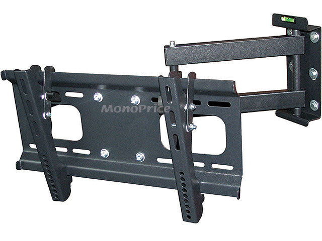 Monoprice Adjustable Tilting/Swivelling Wall Mount Bracket for LCD LED Plasma (Max 88Lbs, 23~37inch)