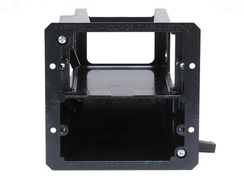 Monoprice - Power and Low Voltage Mounting Bracket - Combo Box