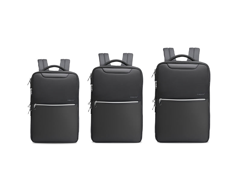 Different backpack sizes