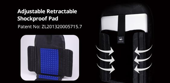 Multifunctional integrated backpack