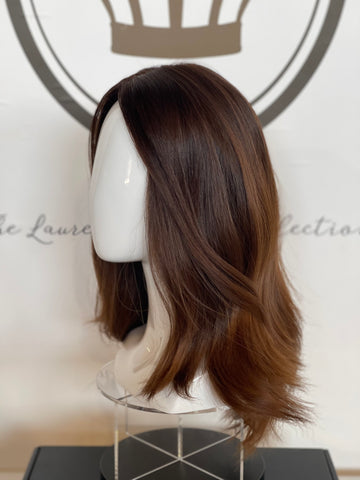 "Luxury Wig ""The Ellason"""