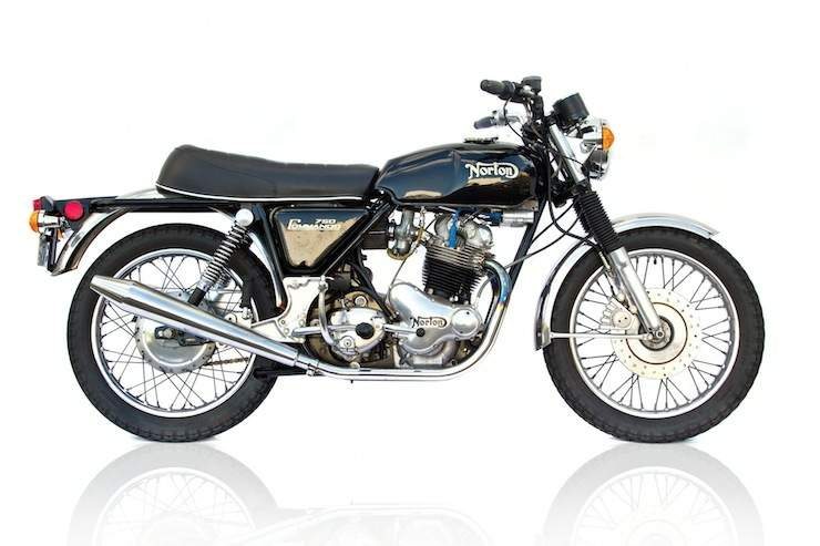 Norton 850 Interstate MK1-3 (69-75)