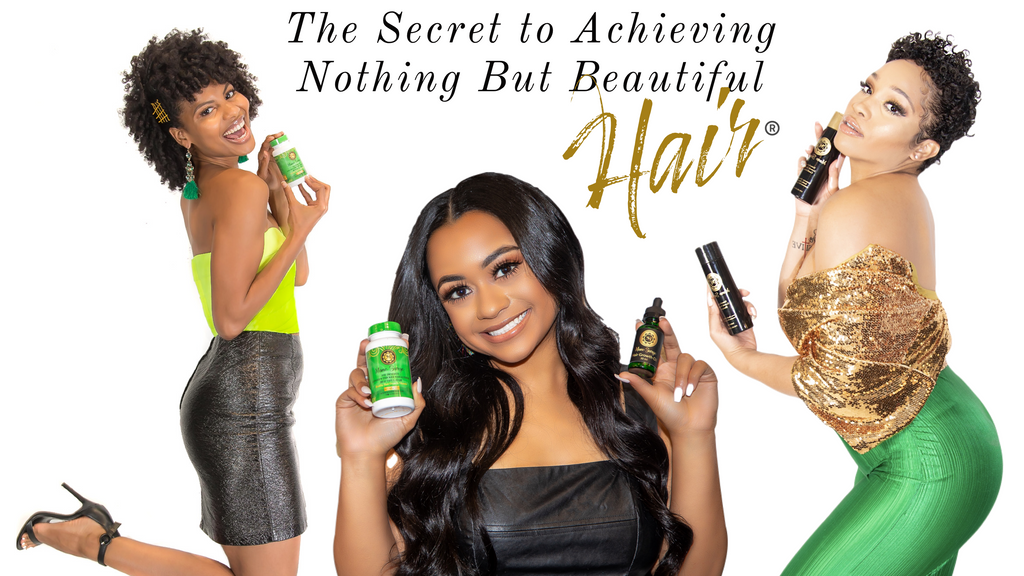 NOTHING BUT BEAUTIFUL HAIR®