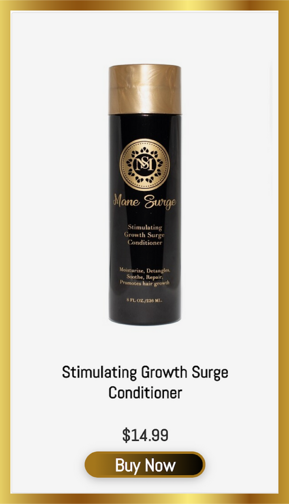Stimulating Growth Surge Shampoo