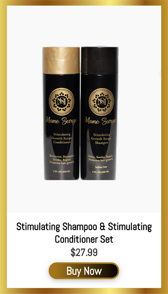 Stimulating Shampoo & Stimulating Conditioner Set