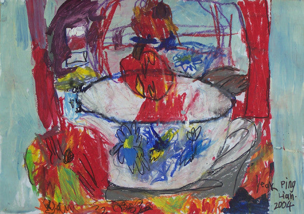 04603 Still Life - Painted at age 10 (Limited Edition of 100)