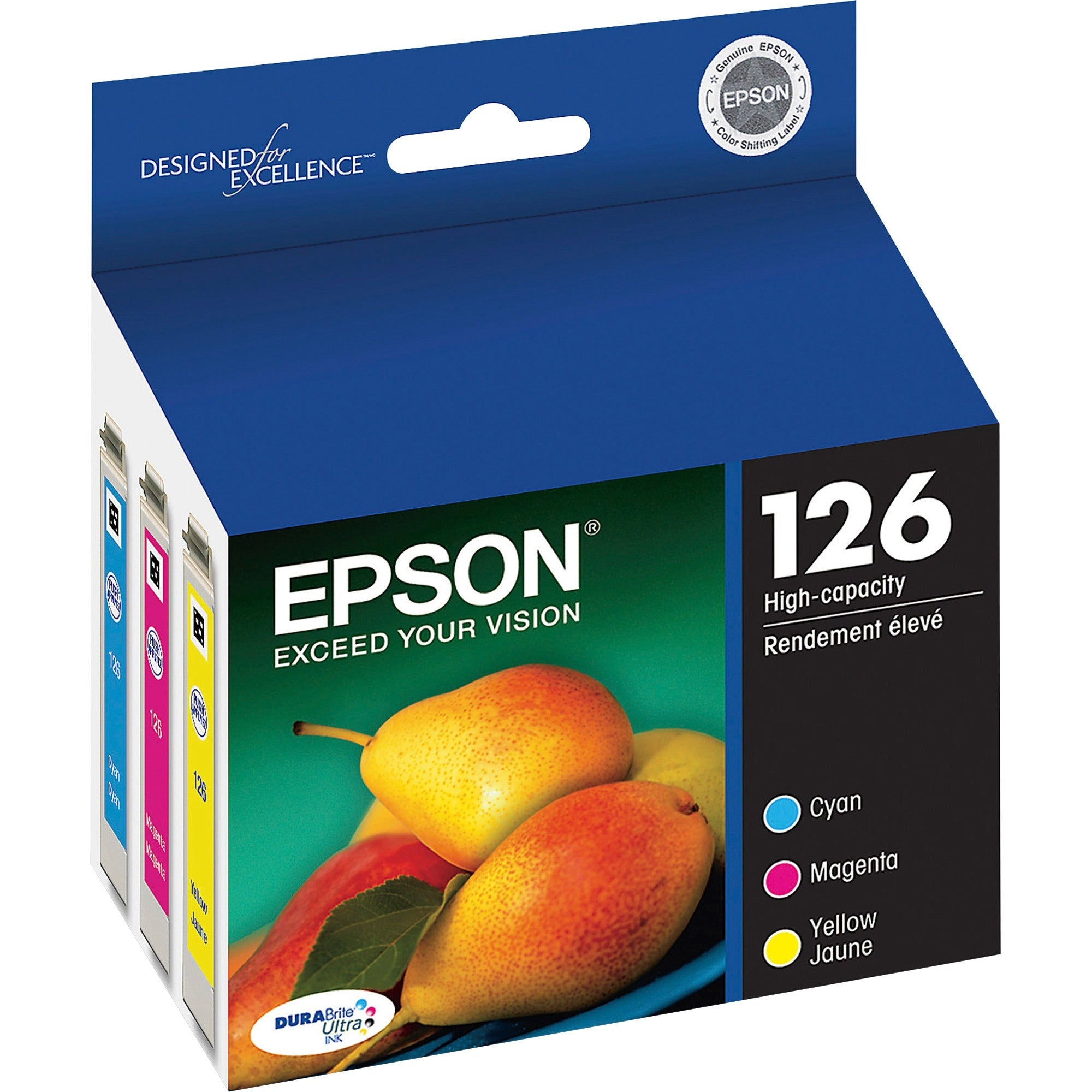 Epson DURABrite No. 126 Original Ink Cartridge