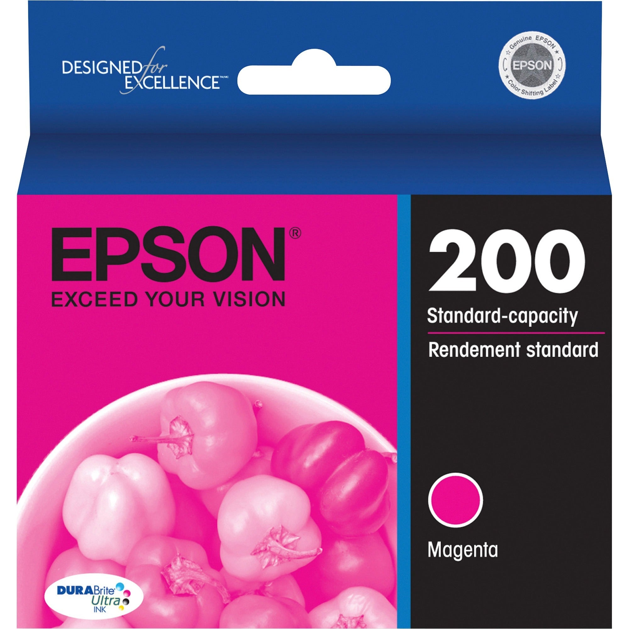 Epson DURABrite Ultra 200 Original Ink Cartridge