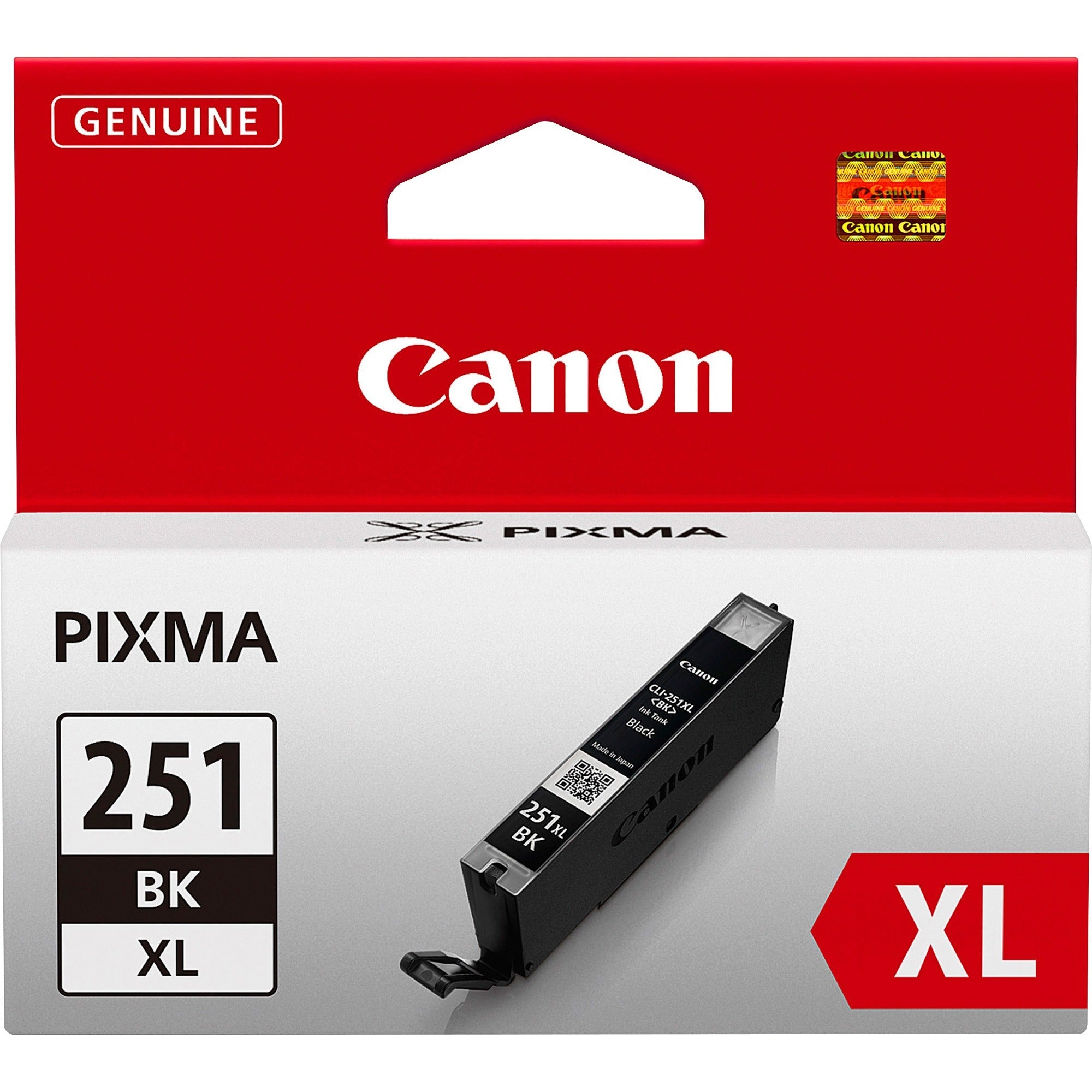 Canon CLI251XLBK Original Ink Cartridge
