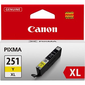 Canon CLI251XLY Original Ink Cartridge