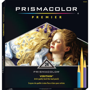 Prismacolor Premier Verithin Colored PencilsSKU: SAN 2427