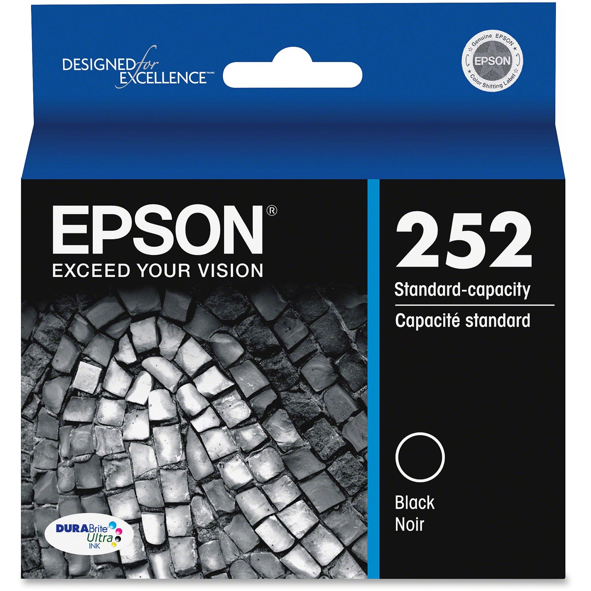 Epson DURABrite Ultra T252120 Original Ink Cartridge - Black