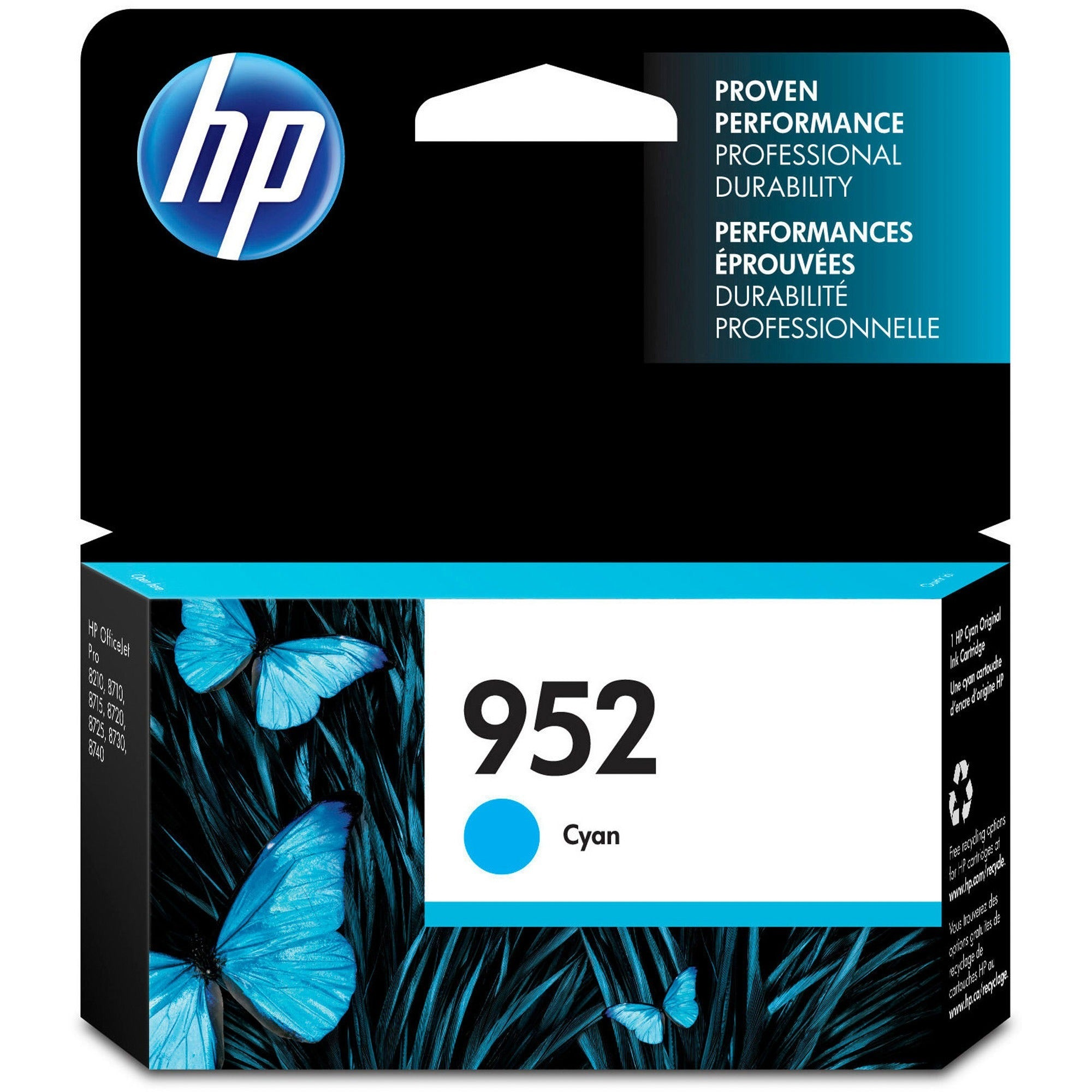 HP 952 (L0S49AN) Original Ink Cartridge