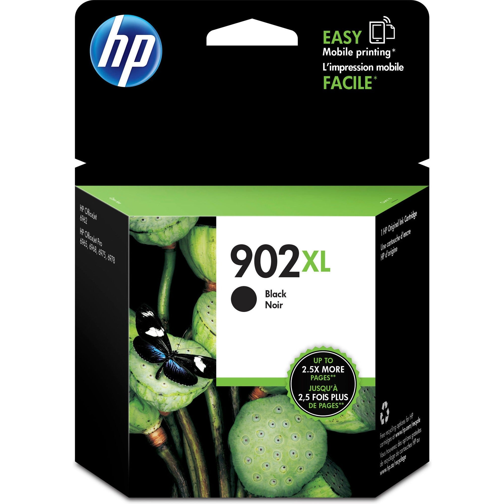 HP 902XL (T6M14AN) Original Ink Cartridge