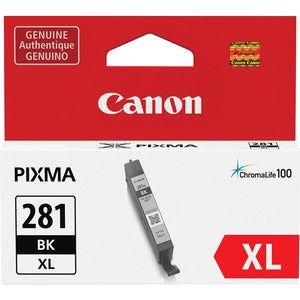 Canon CLI-281XL Original Ink Cartridge - Black