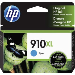 HP 910XL (3YL62AN) Ink Cartridge - Cyan