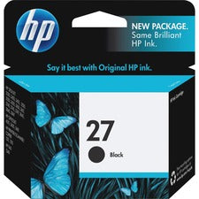 HP 27 (C8727AN) Original Ink Cartridge