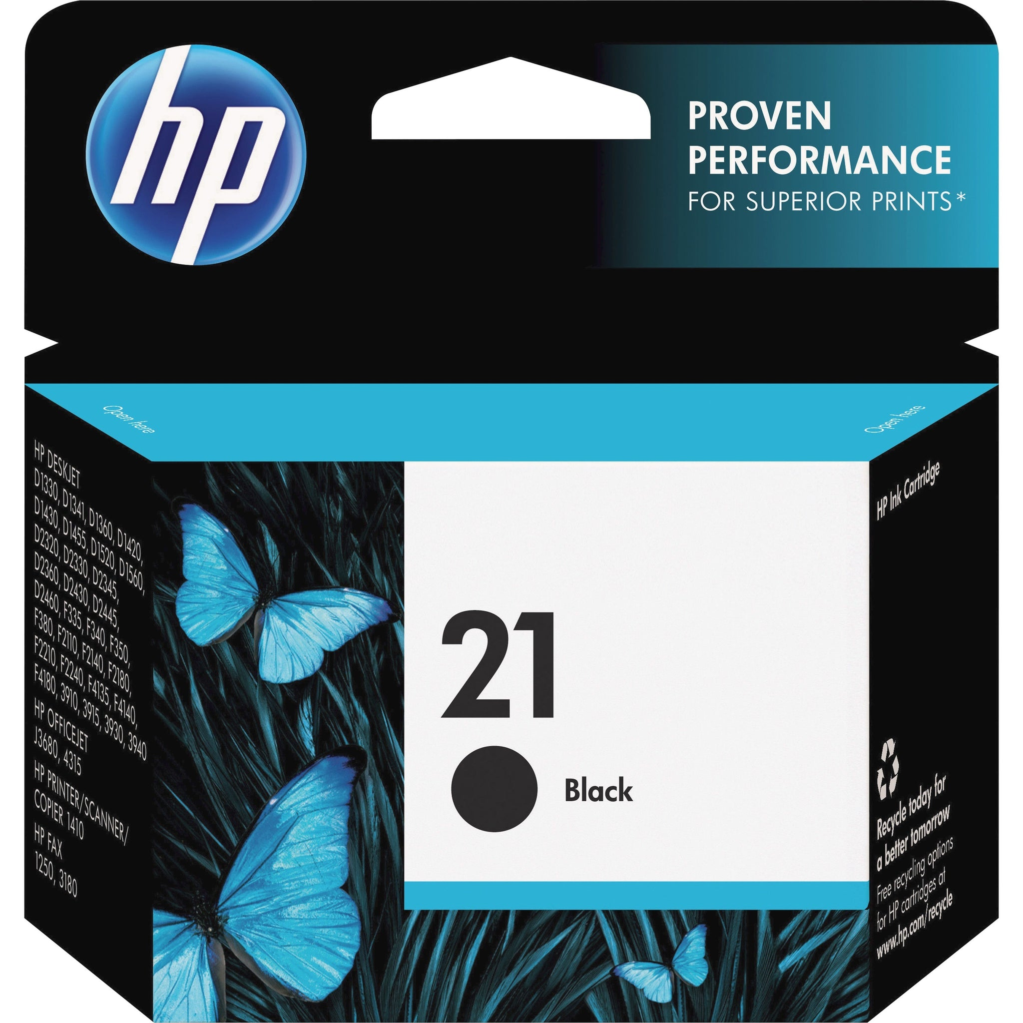 HP 21 (C9351AN) Original Ink Cartridge