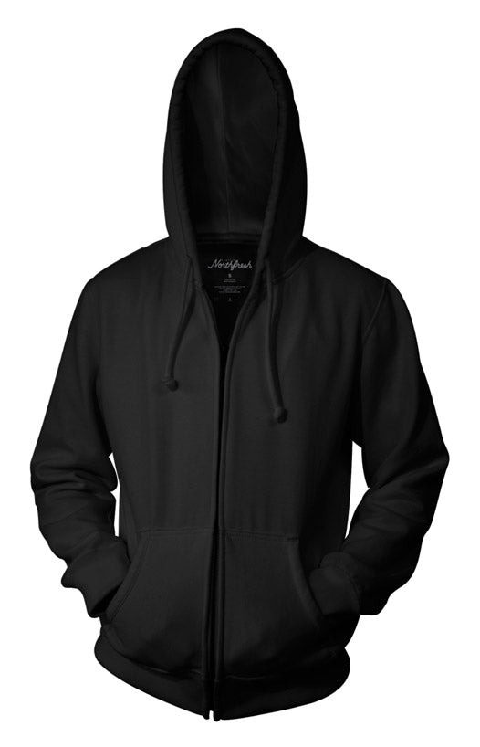 Melting Hood Zip Up