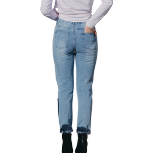 Billie Jeans -Vintage Wash Blue