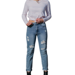 Load image into Gallery viewer, Billie Jeans -Vintage Wash Blue