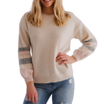 Load image into Gallery viewer, Olivia Knit - Cream