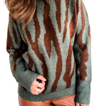 Load image into Gallery viewer, Tully Knit - Zebra
