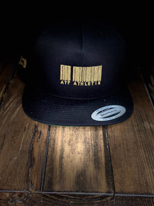 ATF BARCODE SNAP BACK GOLD EDITION