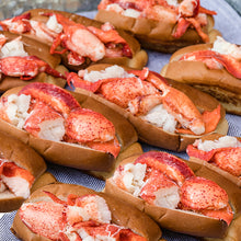 Load image into Gallery viewer, 12 pack lobster roll kit