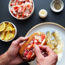 Load image into Gallery viewer, best lobster rolls maine