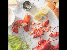 Load and play video in Gallery viewer, Video instructions on how to prepare lobster rolls