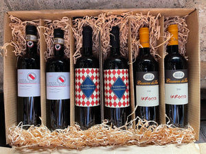Bistecca's 'Chianti Clan' #1 Red Wine Six-Pack