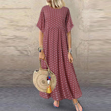 Load image into Gallery viewer, Boho Long Maxi Dress