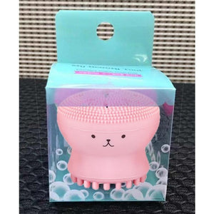 Deep Pore Exfoliator Cleansing Facial Brush
