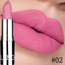 Load image into Gallery viewer, Bullet Matte Waterproof Non-stick Cup Lipstick