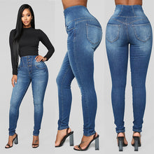 Load image into Gallery viewer, DAISY Trendy Autumn Skinny Jeans