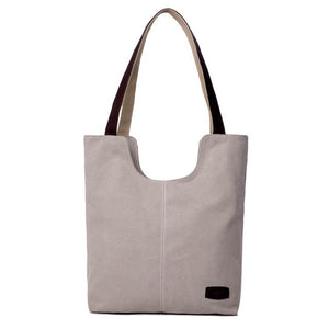 DAISY Canvas Shoulder Bag