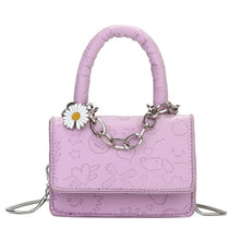 Load image into Gallery viewer, DAISY Alligator Leather Hand Bag