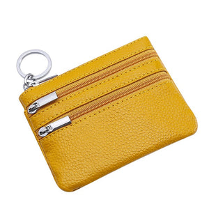 DAISY PU Leather Coin Purse